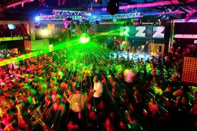 Discoteca Razzmatazz en Barcelona