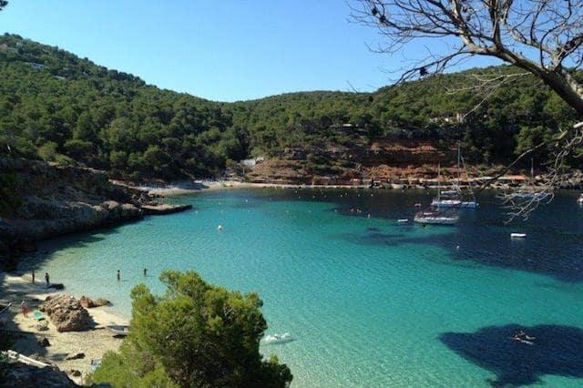 Cala Salada - Ibiza
