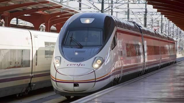 Viaje en tren Renfe
