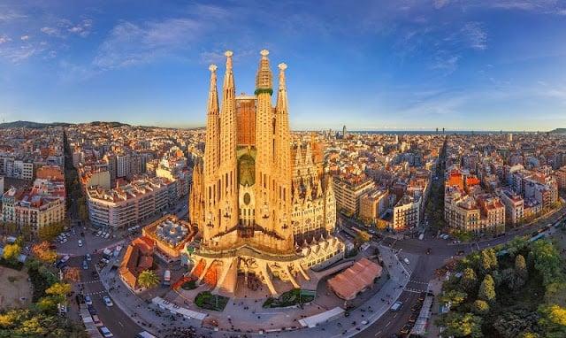 Itinerario de dos días en Barcelona
