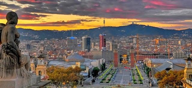 Itinerario de cinco días en Barcelona
