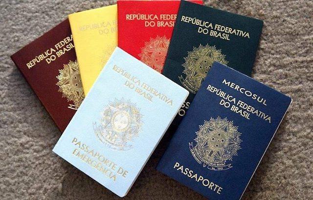 Pasaporte para alquilar el auto