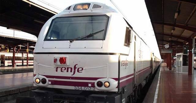 Viaje en tren de Barcelona a Lisboa