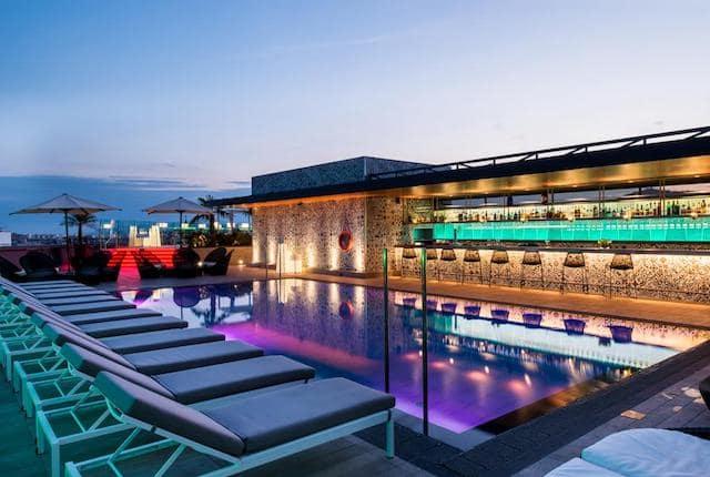 Hoteles en Barcelona y España