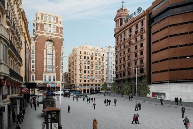 Región del Callao en Madrid