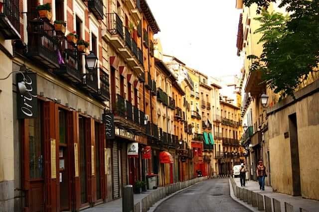 La Latina - Madrid