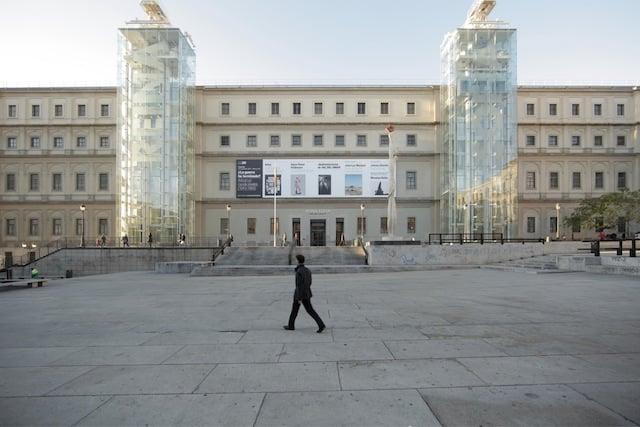 Museo Reina Sofia en Madrid