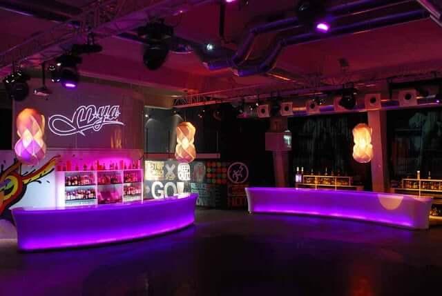 Discoteca Mya en Valencia