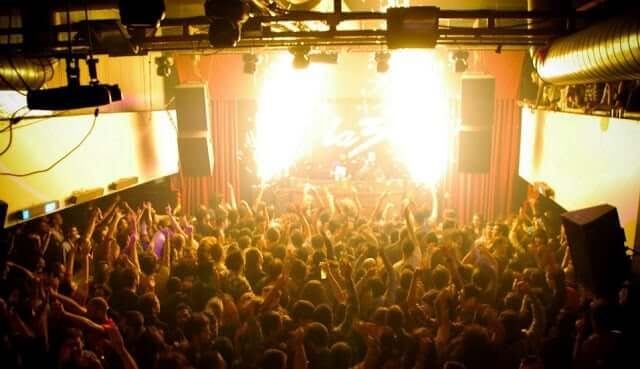 Discoteca Rumbo 144 en Valencia