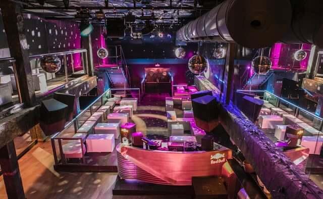 Discoteca Super Club 95 en Valencia
