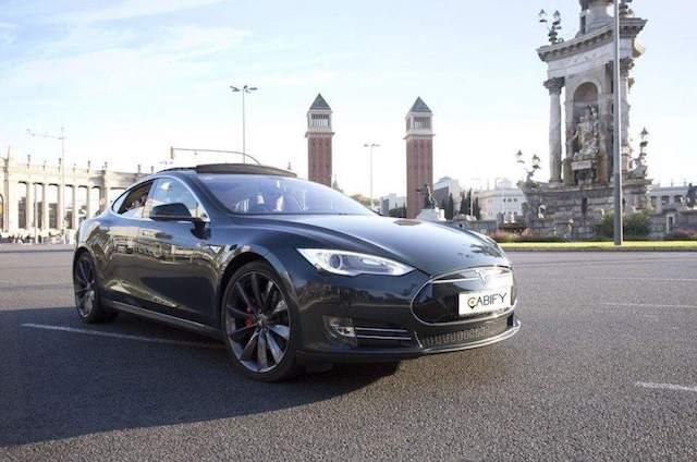 Alquiler de auto en Barcelona