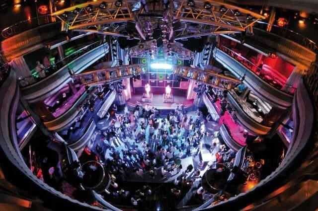 Las mejores discotecas en Madrid