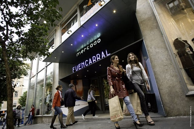 Compras en Madrid