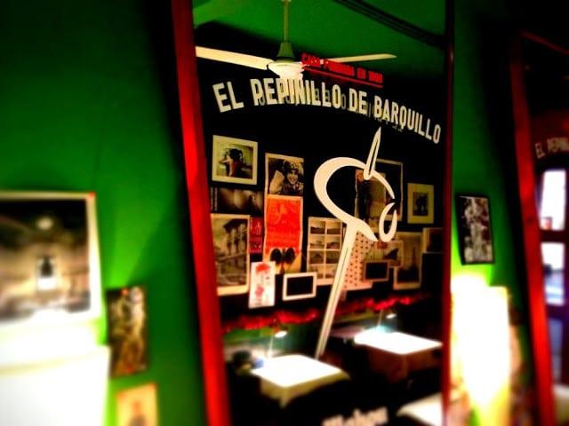 Restaurante El Pepinillo de Barquillo en Madrid