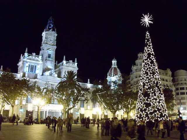 Navidad - Invierno en Valencia