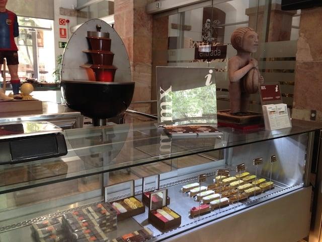 Tienda del Museo del Chocolate