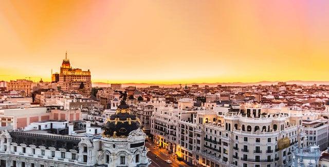 Itinerario de un día en Madrid