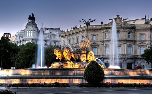 Itinerario de dos días en Madrid