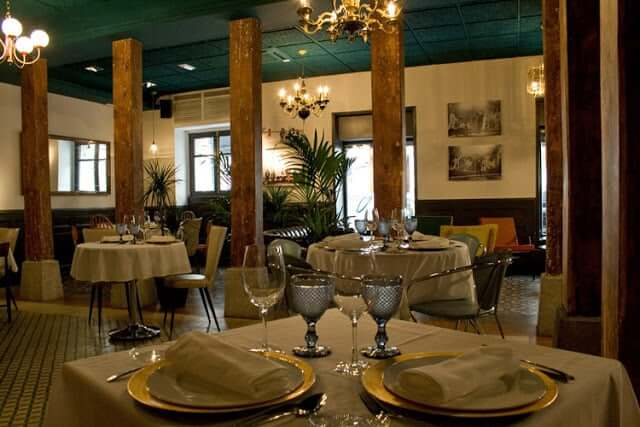 Restaurante Dabbawala en Madrid