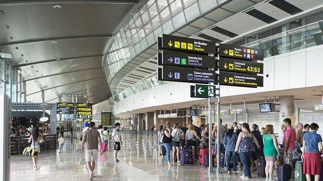 Aeropuerto de Manises - Valencia