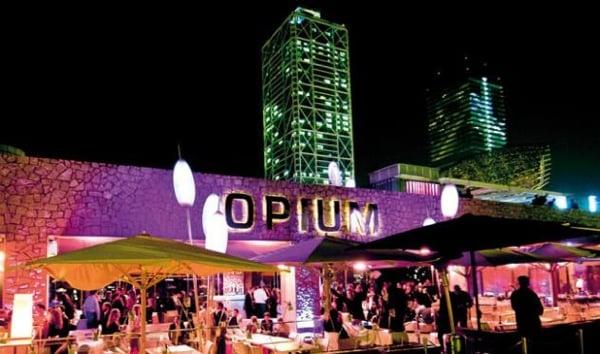 Discoteca Opium Mar Barcelona