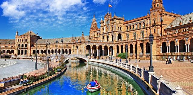 Puntos turísticos de Sevilla