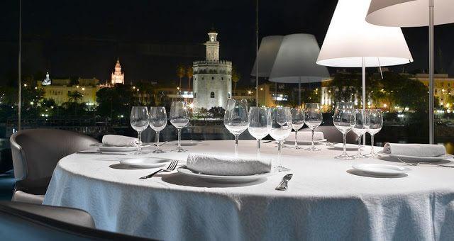 Mejores restaurantes en Sevilla