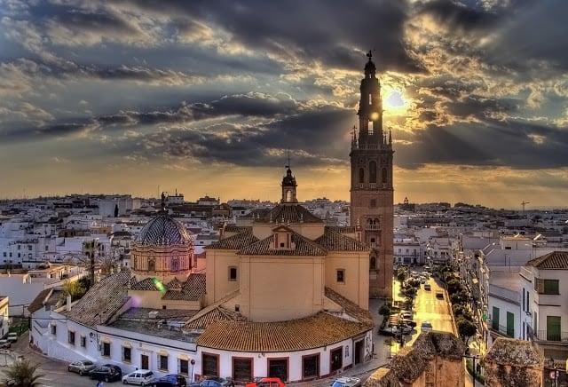 Clima y temperaturas en Sevilla