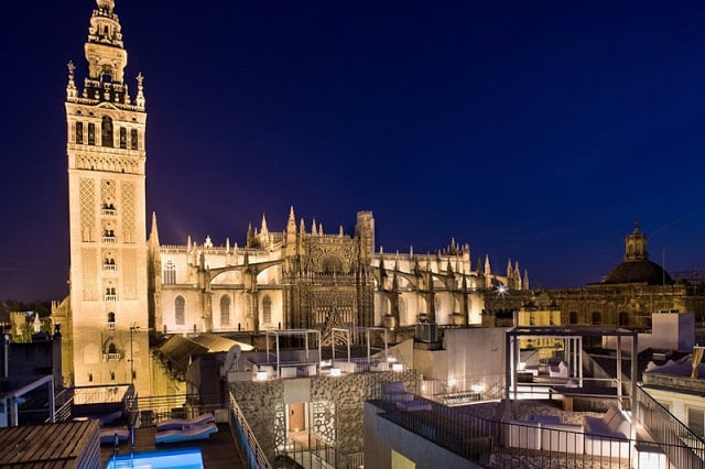 Giralda en Sevilla