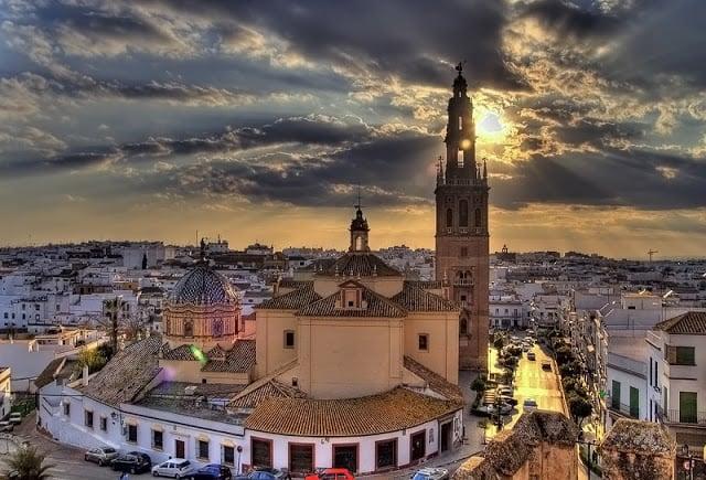 Zona horaria entre Sevilla y otros países