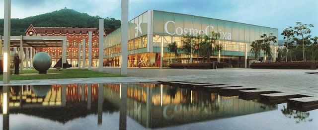 Museo CosmoCaixa de Barcelona