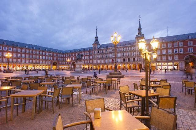 Puntos turísticos de España