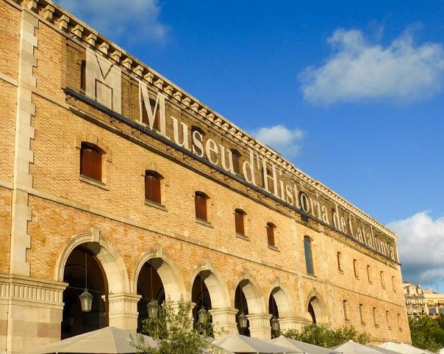 Museo de Historia de Cataluña en Barcelona