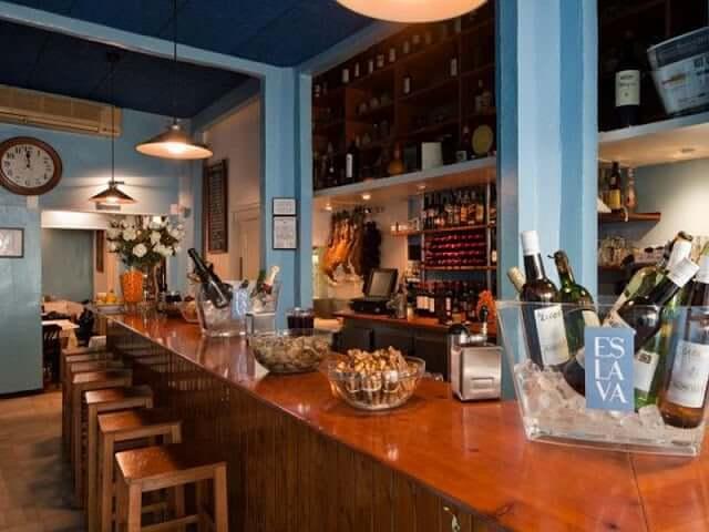 Bar y Restaurante Eslava en Sevilla