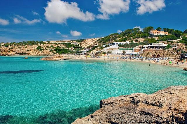 Puntos turísticos en Ibiza