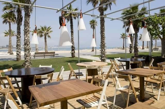 Restaurante Pez Vela en Barcelona