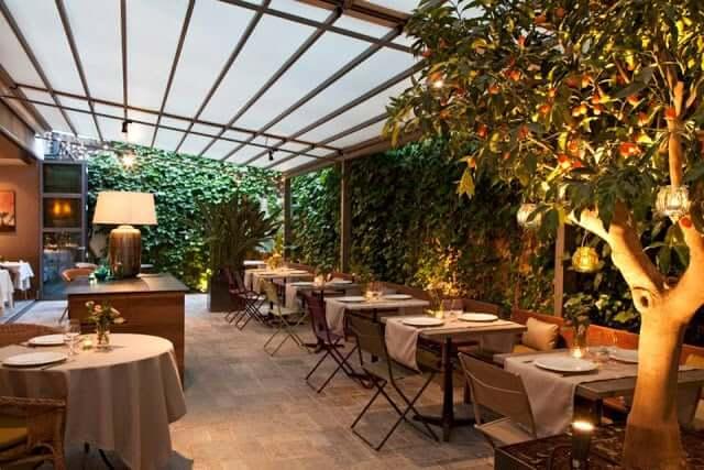 Restaurante Windsor en Barcelona