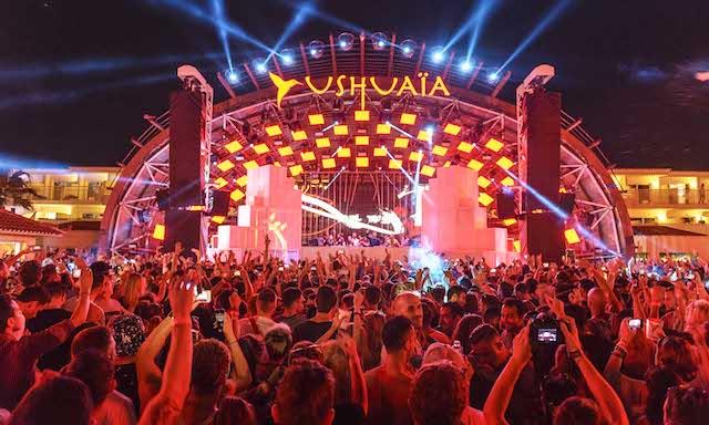 Discoteca Ushuaia en Ibiza