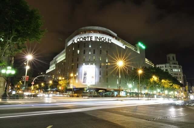 Tienda por departamentos - El Corte Inglés