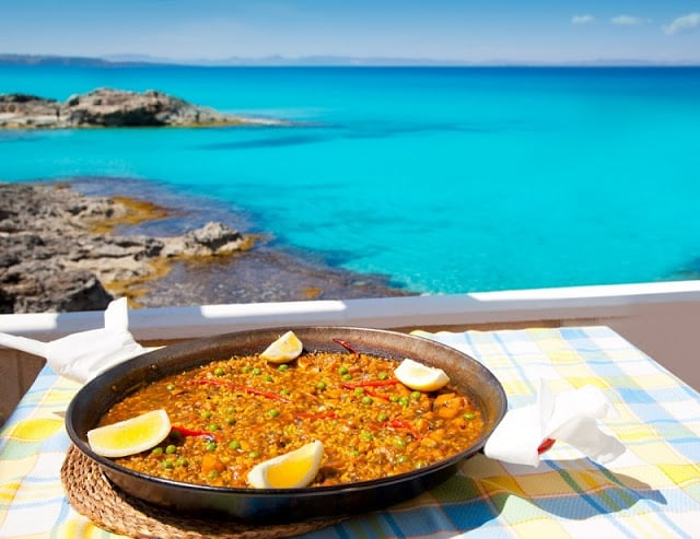 Restaurante en Formentera
