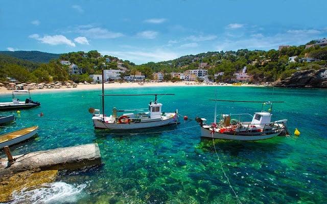 Itinerario de dos días en Ibiza