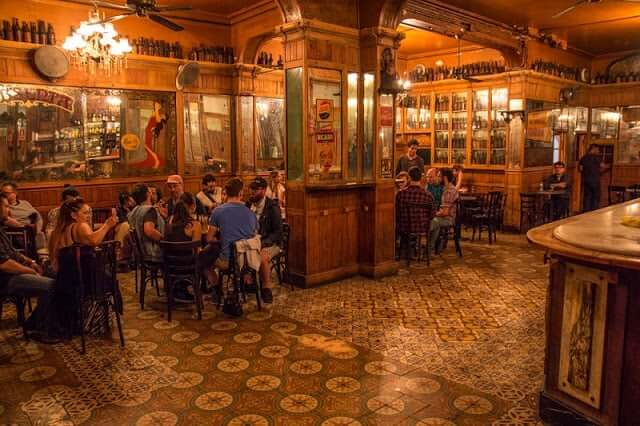 Bar Marsella en Barcelona