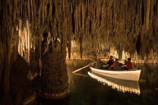 Cuevas del Drach en Mallorca