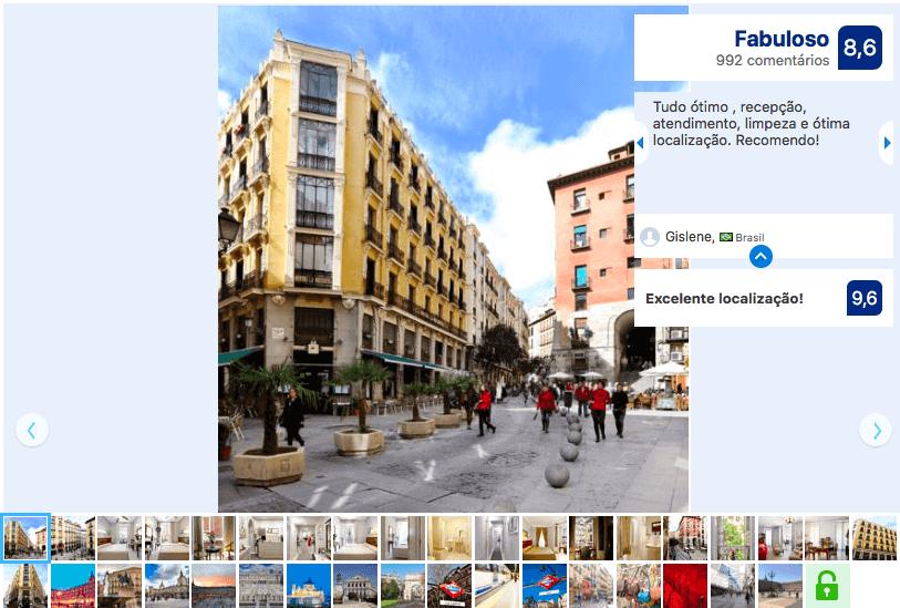 Hostal La Macarena en Madrid