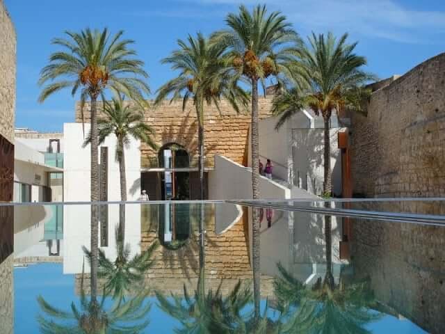 Museo Es Baluard en Mallorca