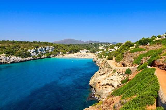 Playas de Mallorca - Cala Romántica