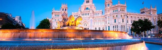 Hoteles buenos y económicos en Madrid