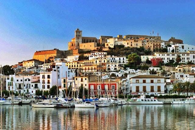 Itinerario de tres días en Ibiza