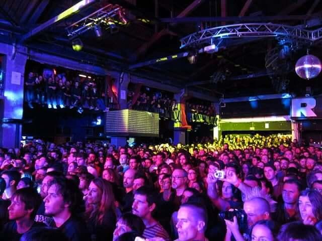 Concierto en Razzmatazz en Barcelona