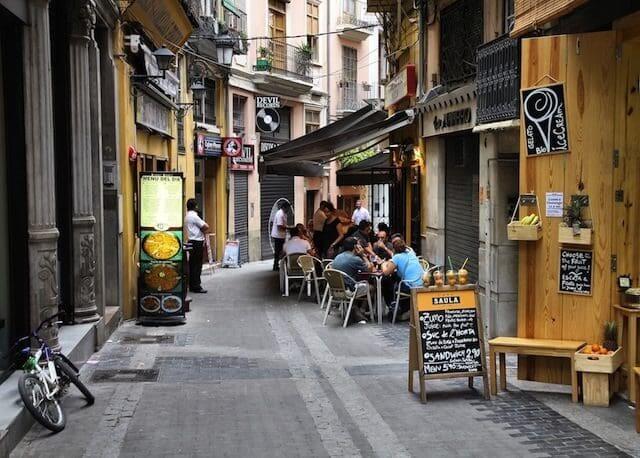 Mejores restaurantes en Valencia